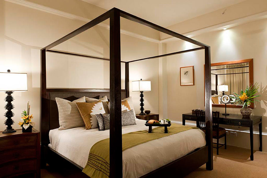 Halekulani Hotel Presidential Suite bedroom