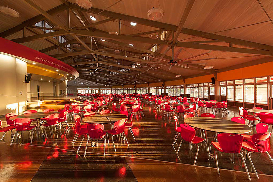 Lahainaluna School dining facility, Ferraro Choi Design