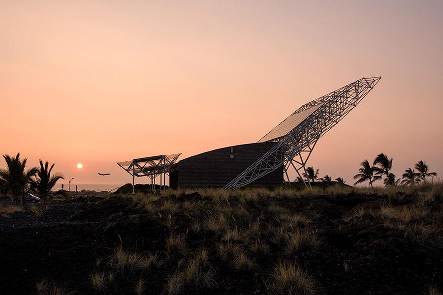 NELHA - Natural Energy Lab in Kona, Hawaii