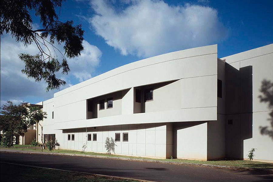 University of Hawaii LAB Bldg