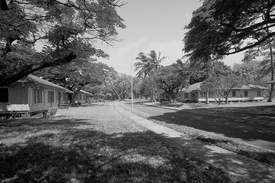 Fort Kamehameha at Hickam AFB