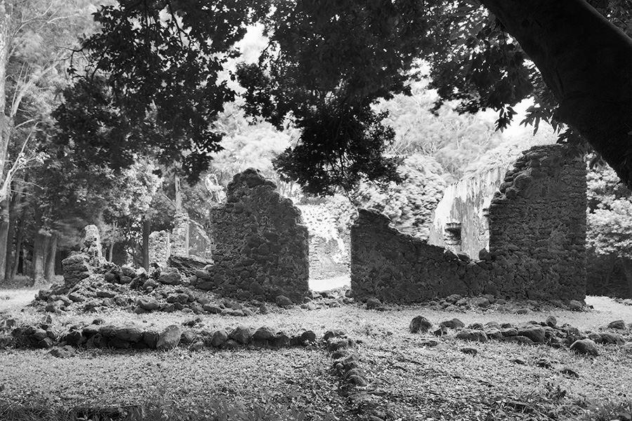 Kaniakapupu historic site
