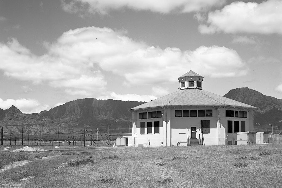 Radio Transmission Facility, Lualualei, Hawaii