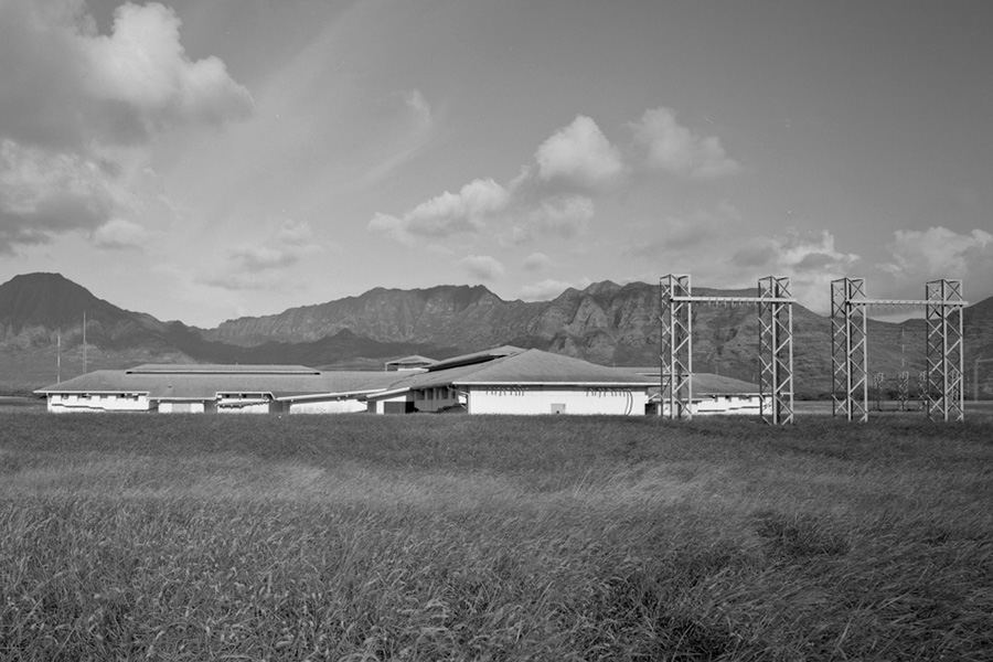 Radio Transmission Facility, Lualualei, Hawaii