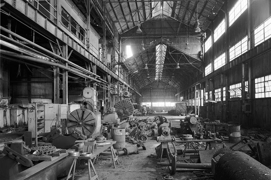Lihue Sugar Mill shop