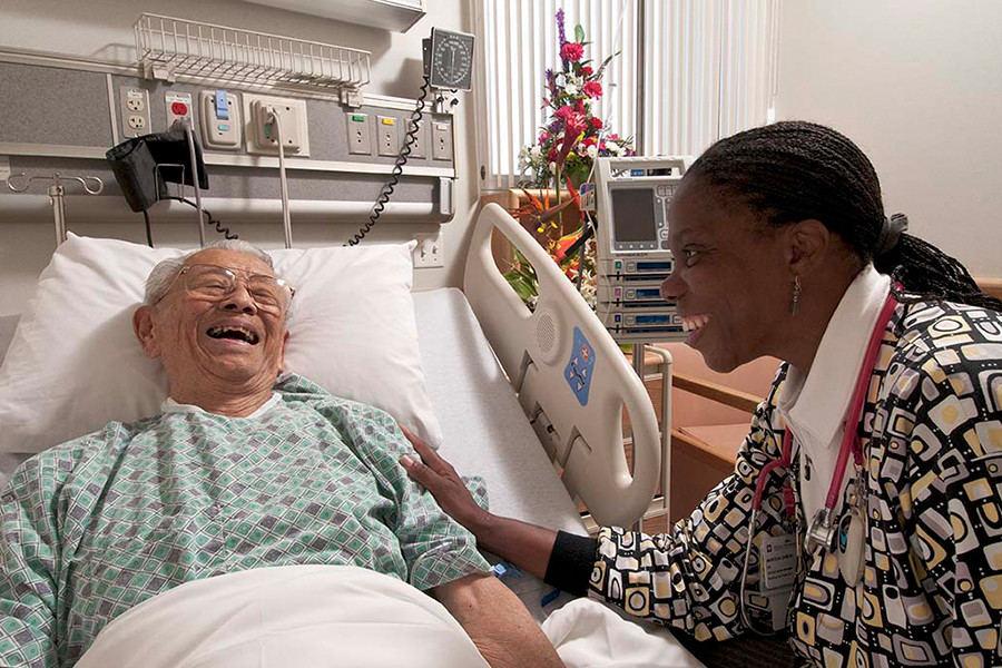 Compassionate patient care